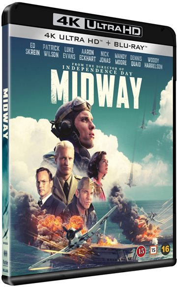 Midway - 4K Ultra HD Blu-Ray