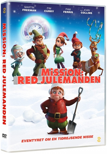 Mission Red Julemanden