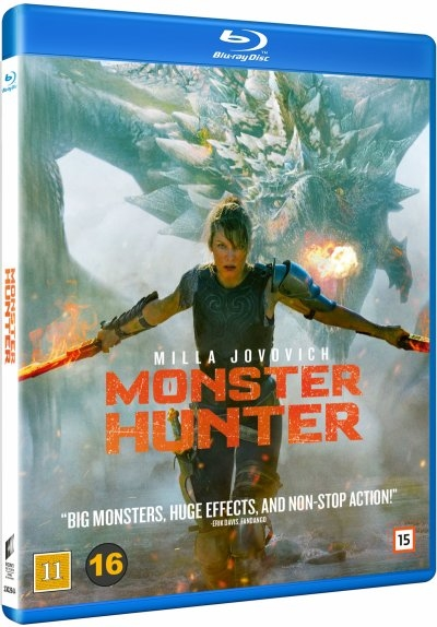 Monster Hunter - Blu-Ray