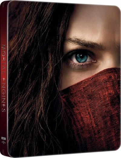 Mortal Engines - Steelbook Blu-Ray