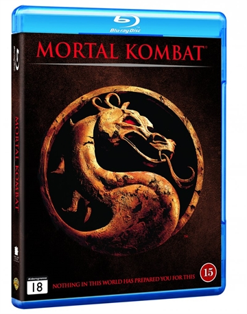 Mortal Kombat 2 - Blu-Ray