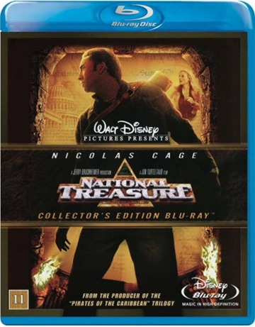 National Treasure - Collectors Edition - Blu-Ray