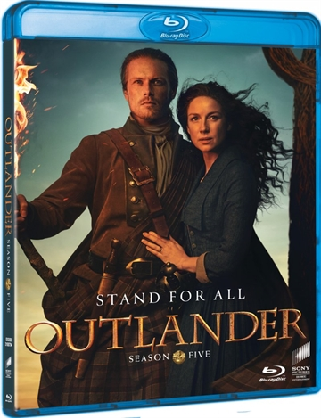 Outlander - Season 5 - Blu-Ray