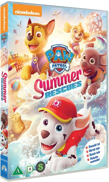 Paw Patrol - Summer Rescue