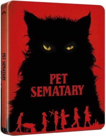 Pet Sematary 2019 - Blu-Ray Steelbook