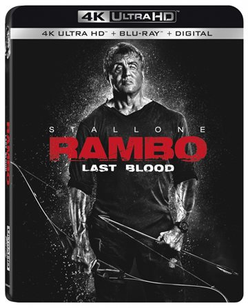 Rambo 5 - Last Blood - 4K Ultra HD Blu-Ray