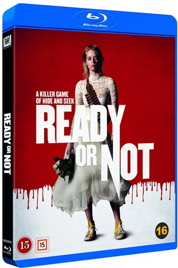 Ready Or Not - Blu-Ray