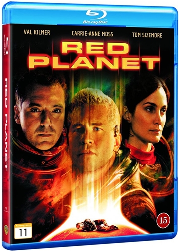 Red Planet - Blu-Ray