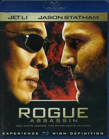 Rogue Assassin - Blu-Ray