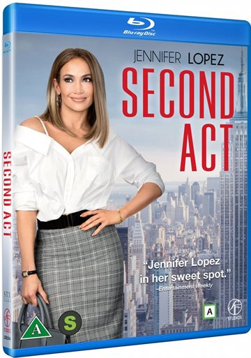 Second Act Blu-Ray