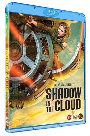Shadow In The Cloud - Blu-Ray