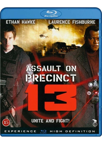 Sidste Nat På Station 13 / Assault On Precinct 13 - Blu-Ray