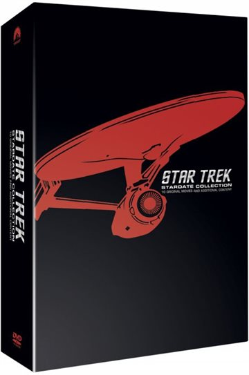 Star Trek Stardate Collection 1-10 DVD