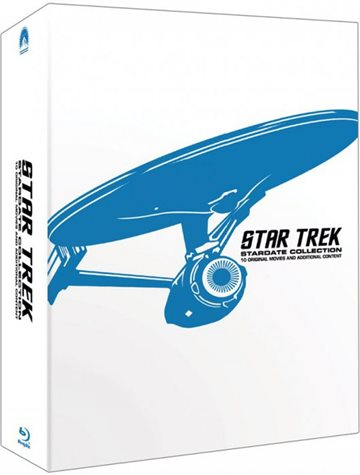 Star Trek Stardate Collection 1-10 BD