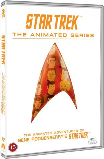 Star Trek Animated Series (DVD)