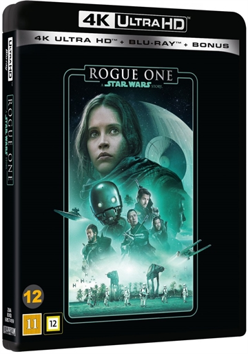 Star Wars - Rouge One - A Star Wars Story - 4K Ultra HD Blu-Ray - 2020 Udgave