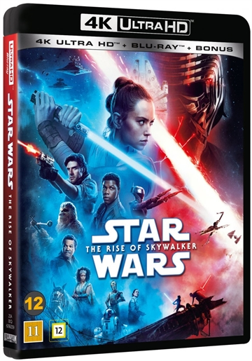 Star Wars - The Rise Of Skywalker - Episode 9 - 4K Ultra HD Blu-Ray
