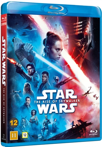 Star Wars - The Rise Of Skywalker - Episode 9 - Blu-Ray