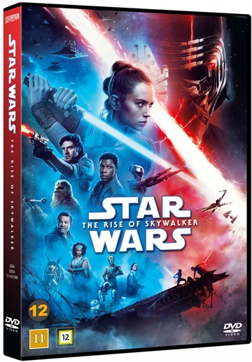 Star Wars - The Rise Of Skywalker - Episode 9