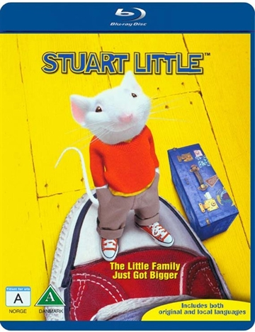 Stuart Little 1 - Blu-Ray