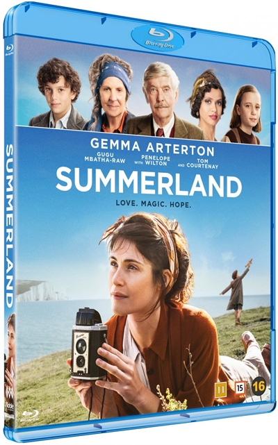 SUMMERLAND - BLU-RAY