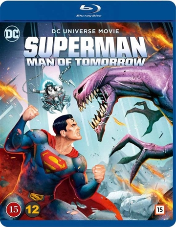 Superman - Man of Tomorrow - Blu-Ray