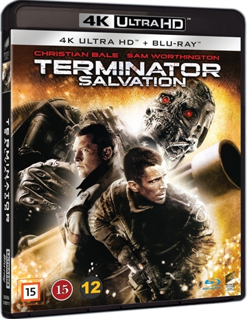 Terminator 4 - Salvation - 4K Ultra HD