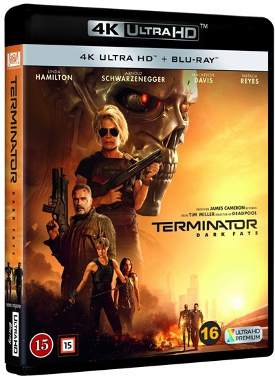 Terminator 6 - Dark Fate - 4K Ultra HD Blu-Ray