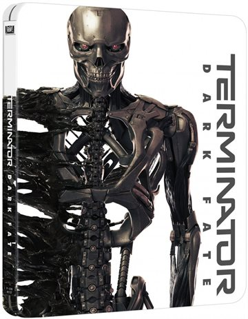 Terminator 6 - Dark Fate - Steelbook - 4K Ultra HD Blu-Ray