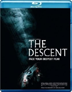 The Descent Blu-Ray