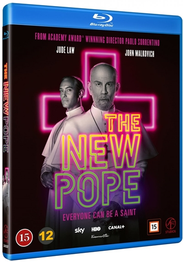 The New Pope Blu-Ray