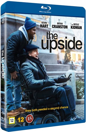 The Upside Blu-Ray