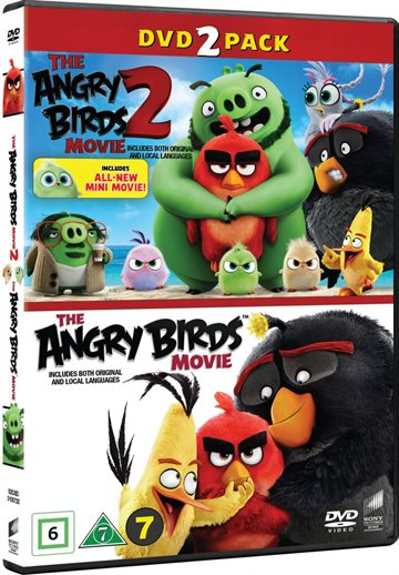 Angry Birds - The Movie 1-2