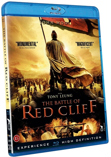 The Battle Of Red Cliff - Blu-Ray