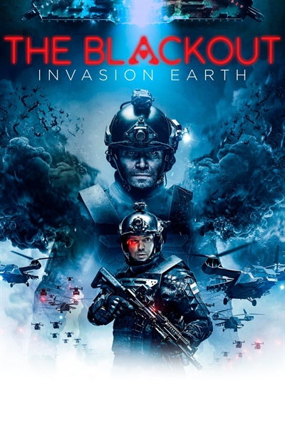The Blackout - Invasion Earth - 2019 - Blu-Ray