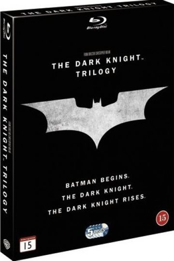 Dark Knight Triology - Blu-Ray