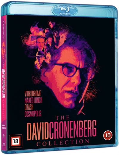 The David Cronenberg Collection - Blu-Ray