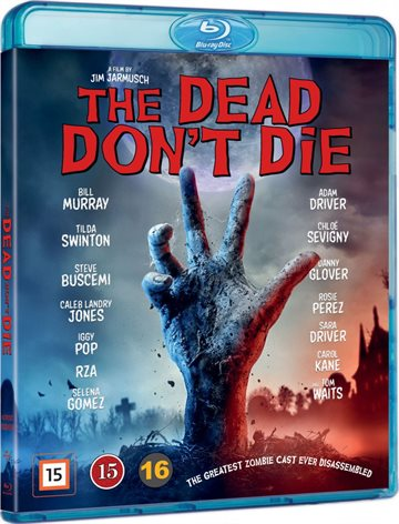 Dead Don't Die, The - Blu-Ray