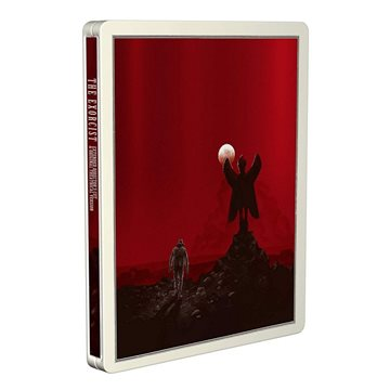 The Exorcist 1973 - Steelbook - Blu-Ray