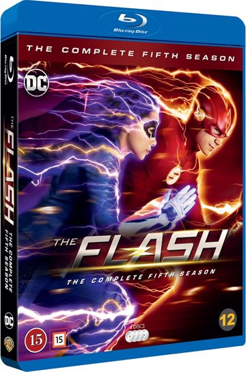 The Flash - Season 5 Blu-Ray