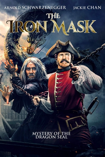 The Iron Mask - Blu-Ray