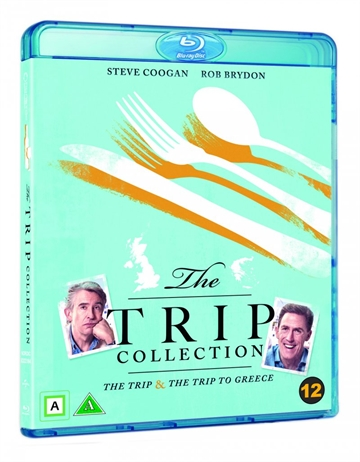The Trip To Greece + The Trip - Blu-Ray