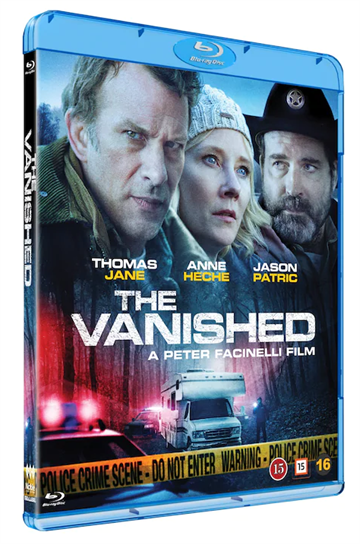 The Vanished - Blu-Ray