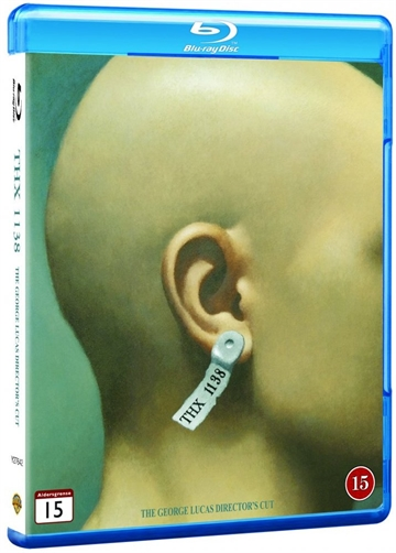 Thx 1138 - Directors Cut - Blu-Ray