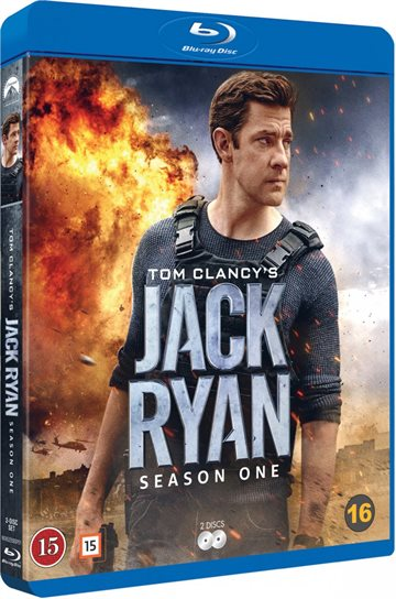 Jack Ryan - Season 1 Blu-Ray