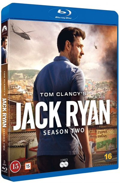 Jack Ryan - Season 2 - Blu-Ray