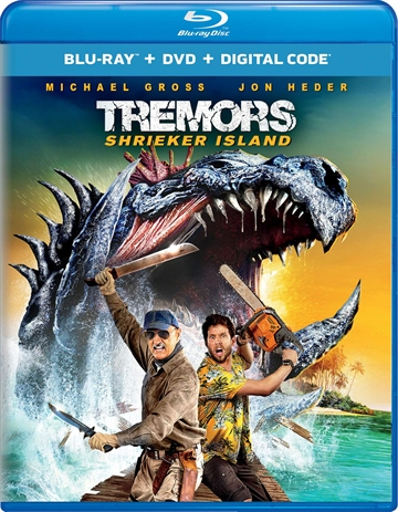 Tremors - Shrieker Island - Blu-Ray
