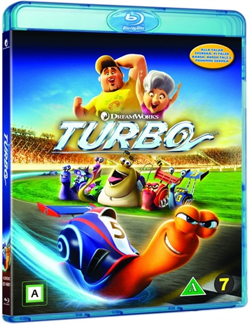 Turbo - Blu-Ray
