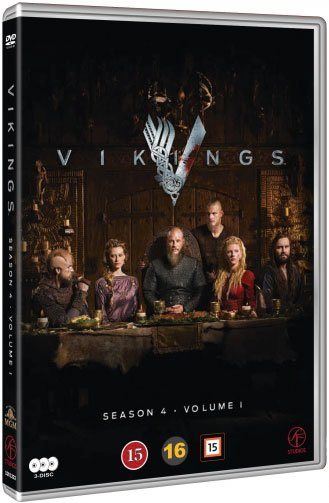 Vikings - Season 4 - Vol 1
