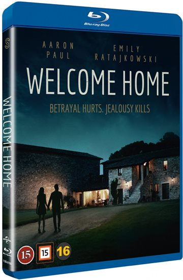 Welcome Home Blu-Ray